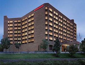 The Wyndham in LIsle, Illinois